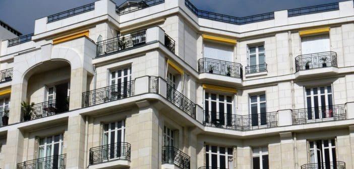 Immeuble à Nantes