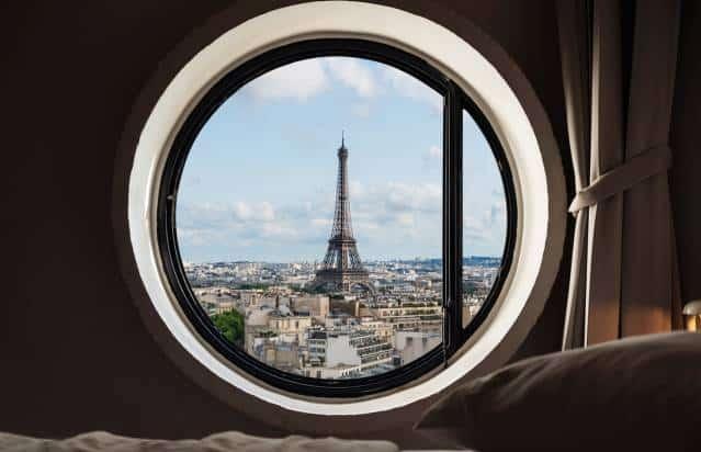 fenêtre atypique en PVC