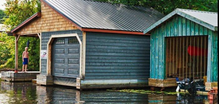 La porte de garage aluminium enroulable, voici pourquoi on l'adore !