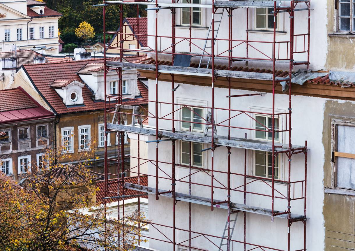 rénover l'isolation des bâtiments