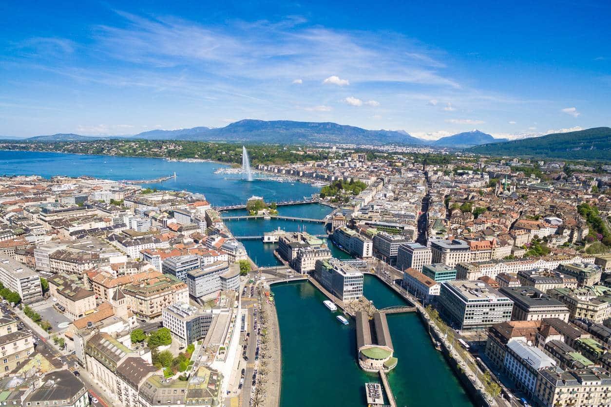 Suisse, marché immobilier dynamique