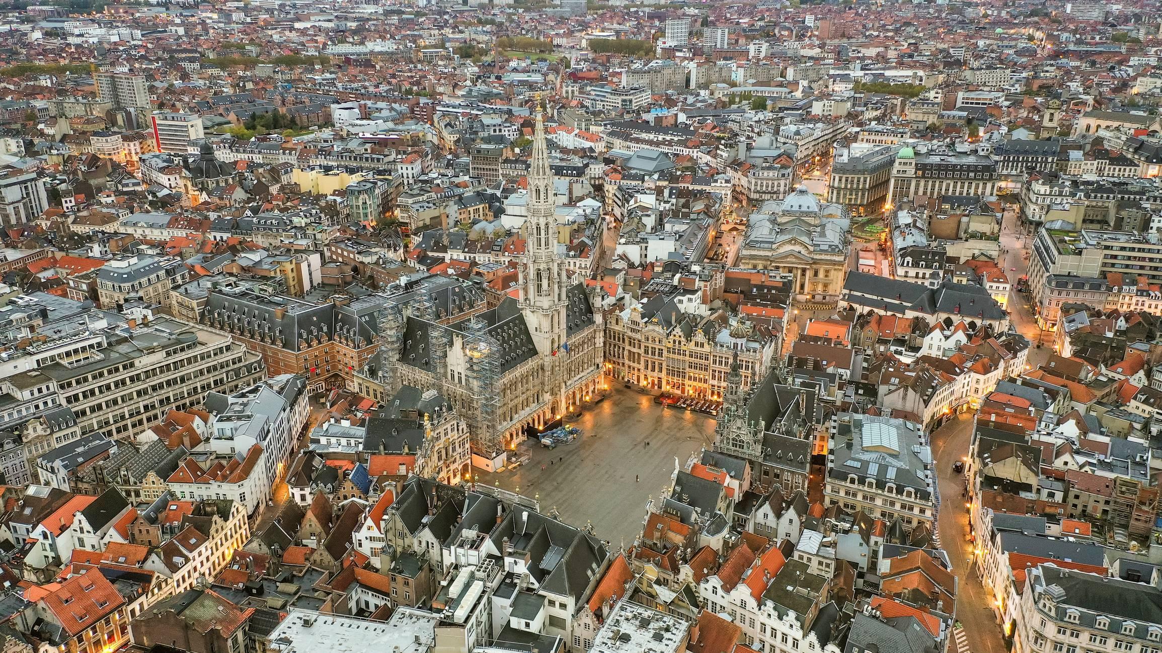 immobilier bruxelles belgiques