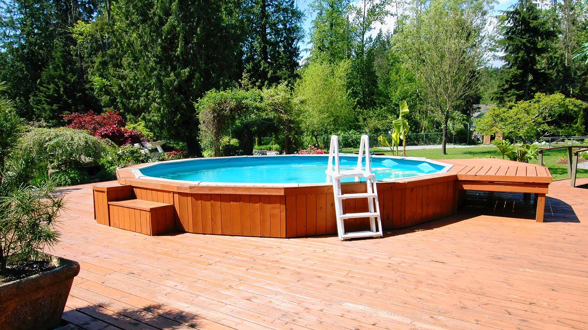 quel imp t pour une piscine hors sol semi enterr e en coque lt immobilier